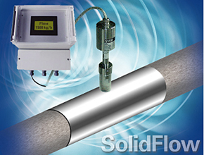 Matsushima Devices For Dust And Material Flow Detection